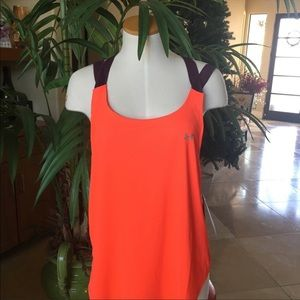 NWT UNDER ARMOR ACTIVE Wear tank